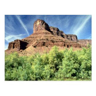 Meseta de la bóveda formación de roca de Utah Tarjetas Postales