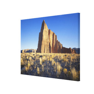 Meseta de los E.E.U.U., Utah, Colorado, una catedr Impresión En Lona Estirada