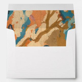 Meseta de Nevada geológica Sobre