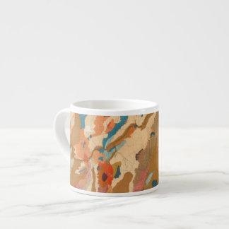 Meseta de Nevada geológica Taza Espresso
