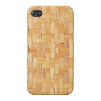 Mesh of Cane - iPhone 4 Case