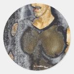 mesh sticker