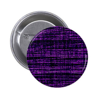 Mesh Weave Abstract purple 2 Inch Round Button