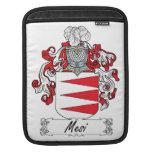 Mesi Family Crest iPad Sleeve