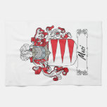 Mesi Family Crest Towels