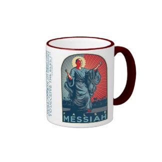 Mesías falsas de Obama Taza De Café