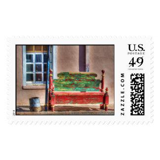 Mesilla Bench Postage