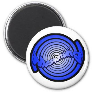 Mesmerising 2 Inch Round Magnet