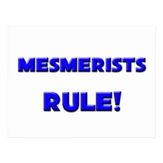 Mesmerists Rule! Postcard