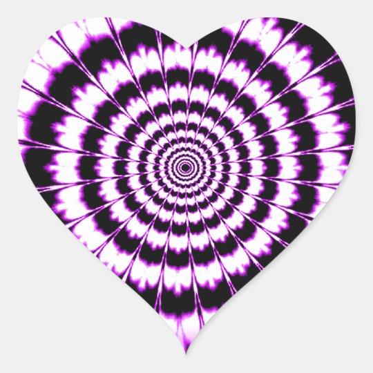 Mesmerize Me_ Heart Sticker