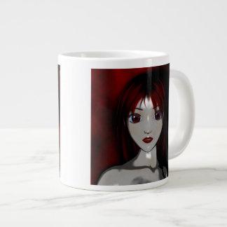 Mesmerize Vampire Goth Anime Fantasy Extra Large Mugs