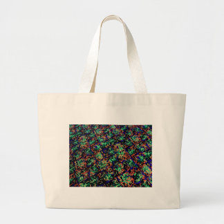 Mesmerized Large Tote Bag