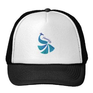 Mesmerizing Peacock Trucker Hat