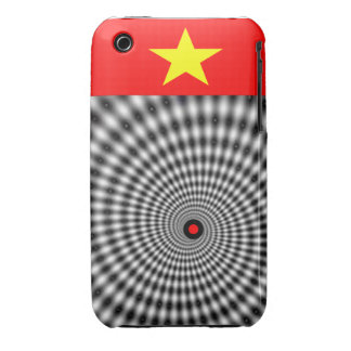 Mesmerizing Red iPhone 3 Cover
