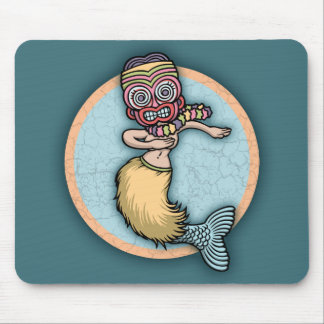 Mesmermaid 1 mouse pad