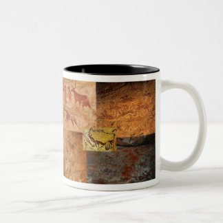 Mesolithic Rock Art Mug