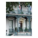Mesón de la casa de Juan Rutledge, postal del SC d