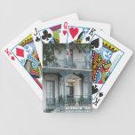 Mesón de la casa de Juan Rutledge, tarjetas del SC Baraja De Cartas