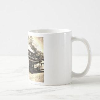 Mesón del vintage taza