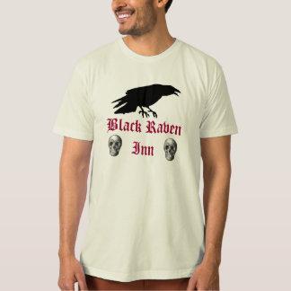 Mesón negro del cuervo remeras