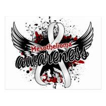 Mesothelioma Awareness 16 Postcard
