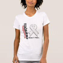 Mesothelioma Awareness 5 T-Shirt