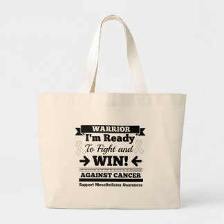 Mesothelioma Cancer Bring It On Tote Bags