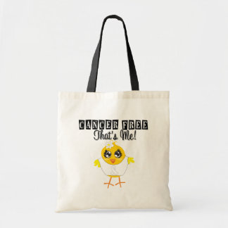 Mesothelioma - Cancer Free That's Me Canvas Bag