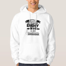 Mesothelioma Cancer Met Its Worst Enemy in Me Hoodie