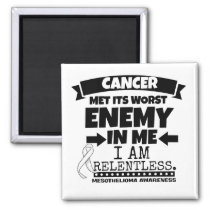 Mesothelioma Cancer Met Its Worst Enemy in Me Magnet