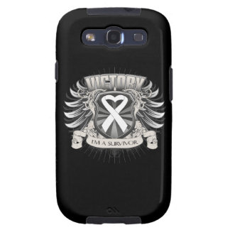 Mesothelioma Cancer Victory Samsung Galaxy S3 Cover