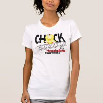 Mesothelioma Chick Gone Pearl 2 T-Shirt