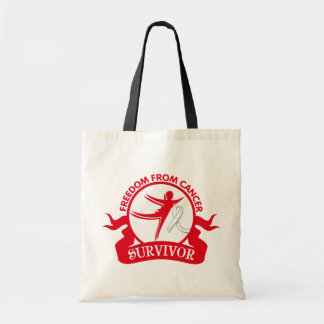 Mesothelioma - Freedom From Cancer Survivor Bags