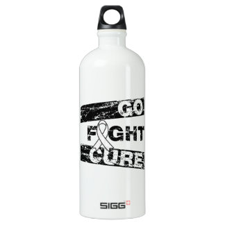 Mesothelioma Go Fight Cure SIGG Traveler 1.0L Water Bottle