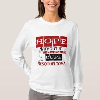 Mesothelioma HOPE 2 T-Shirt