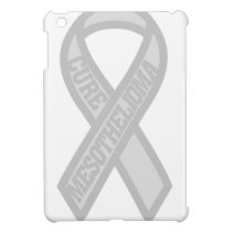 Mesothelioma iPad Mini Cover