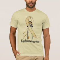 Mesothelioma Lighthouse of Hope T-Shirt