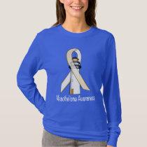 Mesothelioma Lighthouse of Hope T-Shirt
