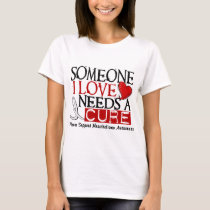 Mesothelioma NEEDS A CURE 1 T-Shirt