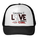Mesothelioma NEEDS A CURE 2 Hats