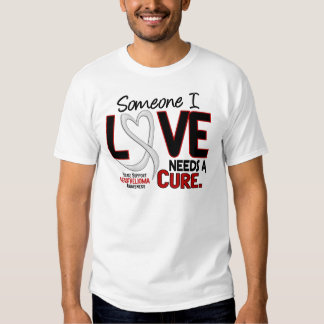 Mesothelioma NEEDS A CURE 2 Shirt