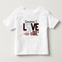 Mesothelioma NEEDS A CURE 2 Toddler T-shirt