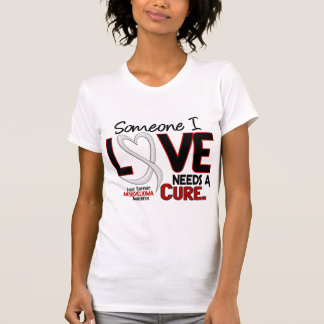 Mesothelioma NEEDS A CURE 2 Tshirts