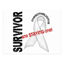 Mesothelioma Survivor 1 Postcard