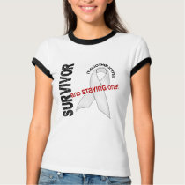 Mesothelioma Survivor 1 T-Shirt