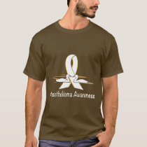 Mesothelioma Swans of Hope T-Shirt
