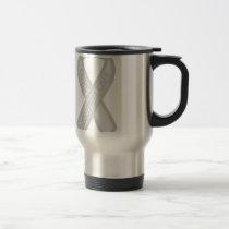 Mesothelioma Travel Mug