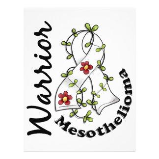 Mesothelioma Warrior 15 Flyer