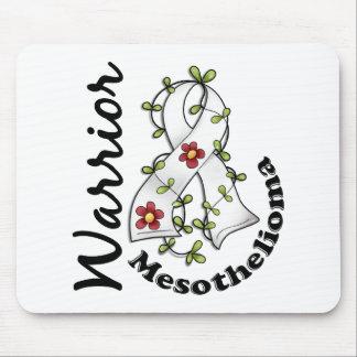 Mesothelioma Warrior 15 Mouse Pad