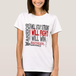 Mesothelioma Warrior T-Shirt